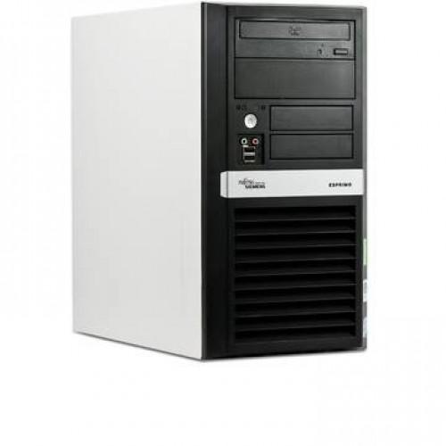 PC Fujitsu P5720 Core 2 Duo E7200 2.53 Ghz 2GB DDR2 160GB HDD Sata RW VB COA Tower