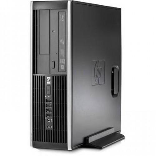 PC HP 8000 Elite E8400 Core 2 Duo 3.0GHz 2GB DDR3 250GB HDD Sata RW Desktop