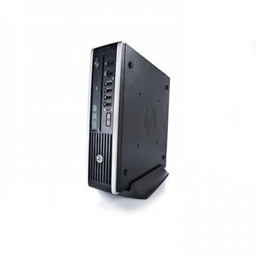 PC HP Elite 8200 i3-2100 3.1Ghz 4GB DDR 3 320GB HDD Sata DVD-RW USFF