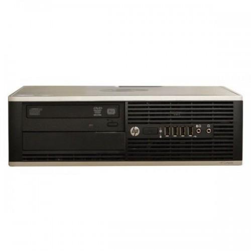 Calculator second hand HP Elite 8200 i3-2100 3.1GHz 4GB DDR3 250GB HDD Sata DVD Desktop