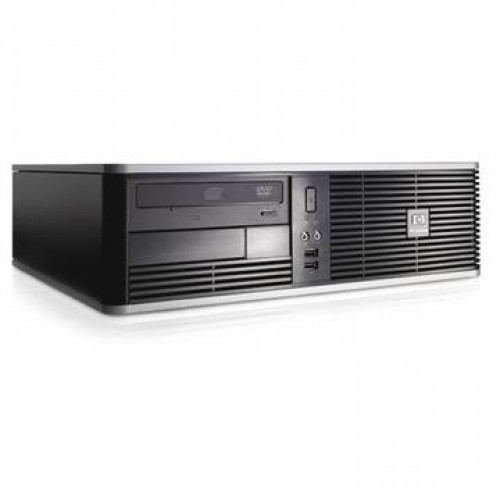 PC HP DC7800 Core 2 Duo E4500 2.2GHz 2GB DDR2 80GB HDD Sata SFF Desktop