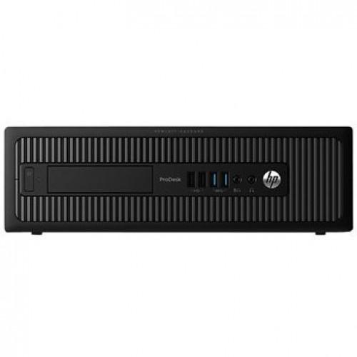 Calculator Sh HP ProDesk 600 G1, Intel Core I3-4130 3.40GHz, 4GB DDR3, HDD 500GB Sata, DVD-RW, Desktop