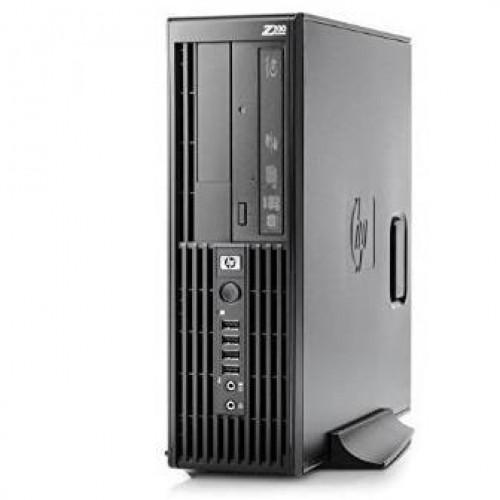 Workstation HP  Z200 i5-650 3.2Ghz 4GB DDR 3 320Gb HDD Sata DVD-RW Card Reader Desktop