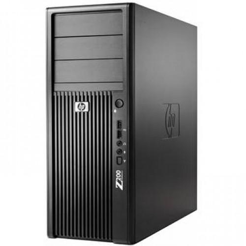 Workstation HP Z200 XEON X3460 (i-860) 2.8Ghz 4Gb DDR3 160GB HDD SATA RW Tower