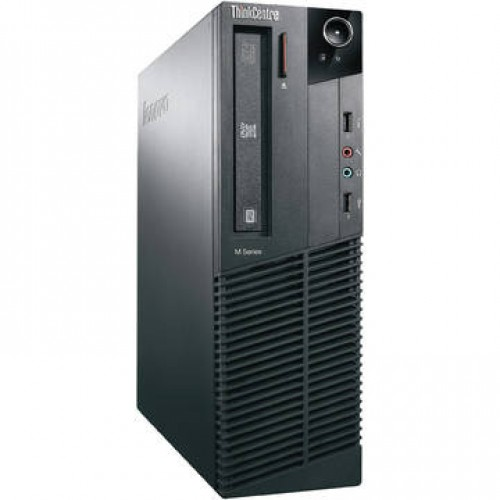 PC Lenovo M81 Intel Dual Core G630 2.7Ghz 4GB DDR3 160GB HDD Sata DVDRW Desktop