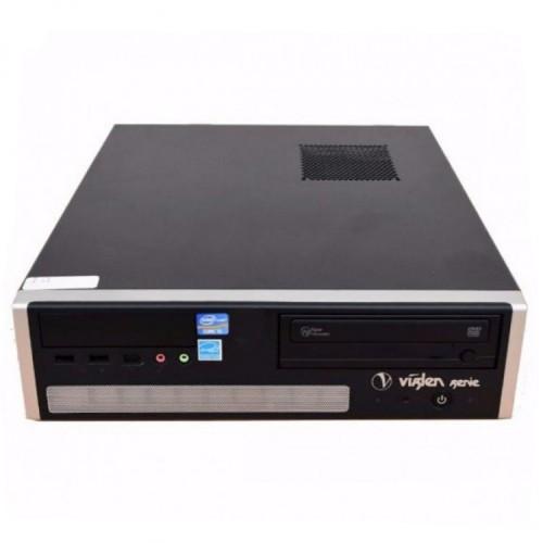 Calculator Viglen Desktop, Intel Core i5-2400 3.10GHz, 4GB DDR3, 250GB SATA, DVD-RW, Second Hand