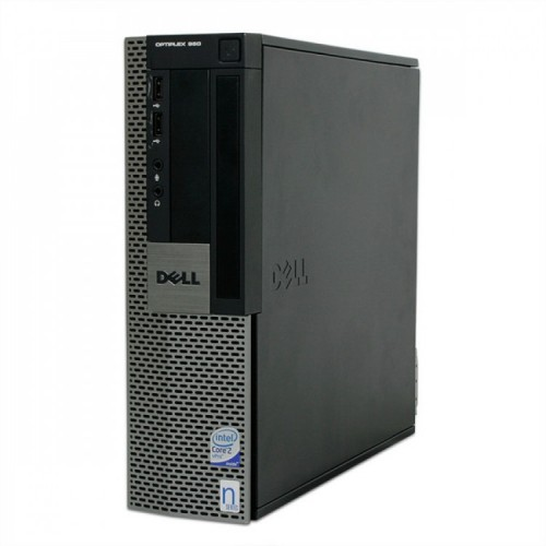PC Dell OptiPlex 960 SFF, Intel Core 2 Duo E8400, 3.0Ghz, 4Gb DDR2, 250Gb HDD, DVD-RW
