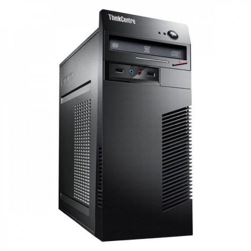 Calculator Lenovo M79 Tower, AMD A4 PRO-7300B 3.80GHz, 4GB DDR3, 250GB SATA, DVD-RW, Second Hand