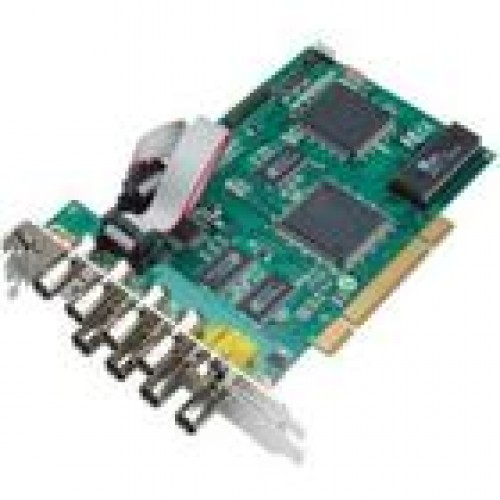 Placa de captura video VG8C-XP-AP V0.0B, chipset ALOGICS AP-5200, 8 intrari, PCI