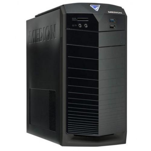 Calculator second hand MEDION Intel Core I5-4570S 2.90GHz 4GB DDR3 HDD 500GB Sata DVD-RW