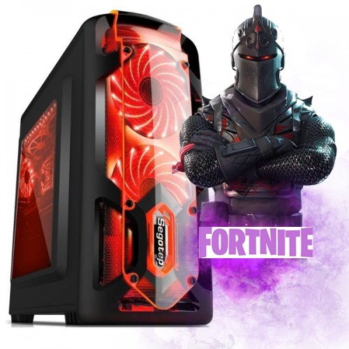 Calculator Gaming Fortnite Tower Intel Core i5-3570M 3,80GHz , Video 2 GB DDR3 GeForce GT6xx 128 BIT, 8Gb DDR3, 120 GB SSD - Fortnite, GTA 5, CS-GO
