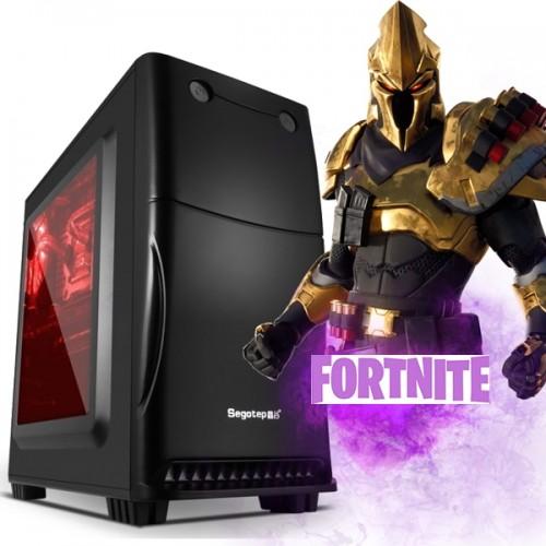 Calculator Gaming Fortnite Tower Intel Core i5-2500 3,3-3.8 GHZ, Placa Video 2 GB DDR3 GeForce GT6xx, RAM 8Gb DDR3, HDD 240GB SSD+ 500 GB SATA - GTA5, CS-GO, Fortnite