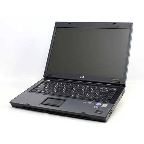 HP 6710b Notebook, Core 2 Duo T7250, 2.0Ghz, 2Gb, 80GB HDD, Combo
