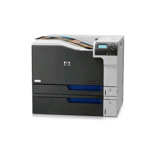 Imprimante Second Hand A3 Color HP LaserJet CP5525DN, Duplex, Retea
