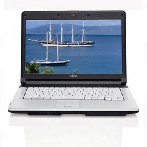 Laptop Fujitsu Siemens S710, Intel Core i3-380M 2.53GHz, 2GB DDR3, 320GB SATA, DVD-RW, 14 inch, Second Hand