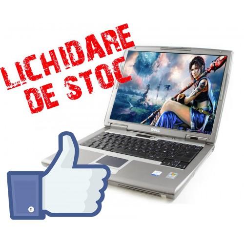 Laptop Sh Dell Latitude D510, Intel Pentium M 1.73Ghz, 2Gb DDR2, 40Gb, Combo Oferta FB***