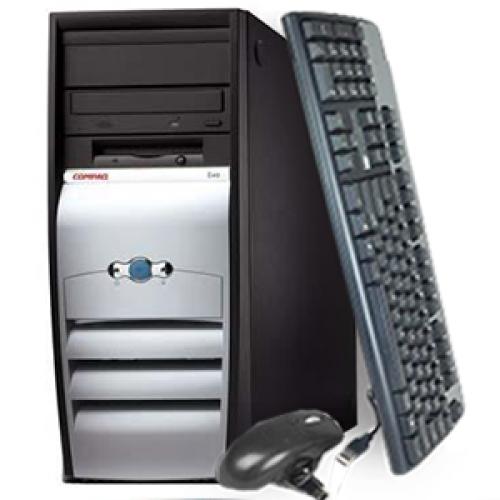 Computer HP Ieftin COMPAQ D510,Procesor Intel Pentium 4, 3.0GHZ, Memorie RAM 512MB DDR,HDD 40GB, CD-RW ***