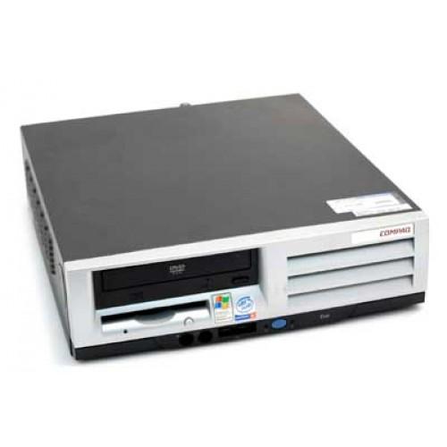 PC Second Hand Compaq Evo D510 SFF, INTEL P4 2.0GHZ, 512MB, 40GB , CD-ROM