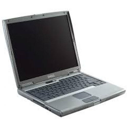 Laptop Dell Latitude D520, Intel Core 2 Duo T5500 166GHz, 2GB DDR2, 60GB HDD, DVD-ROM 15 Inch