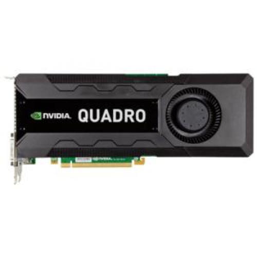 Placa Video Nvidia Quadro K5000, 4GB, GDDR5, 256-bit, 2x DVI, 2x DisplayPort