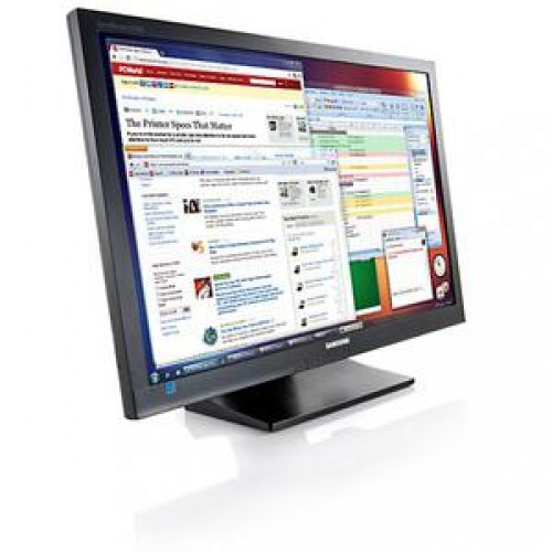 Monitor Samsung SyncMaster S22A450BW, 22 inch, 1920 x 1200, 5 ms, VGA, DVI, Contrast Dinamic 5000000:1