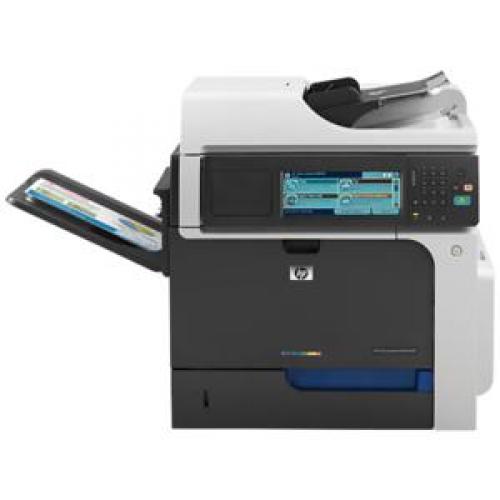 Multifunctionala HP LaserJet Enterprise CM4540 MFP, 40 PPM, 600 x 600 DPI, USB, RJ-45, A4, Color