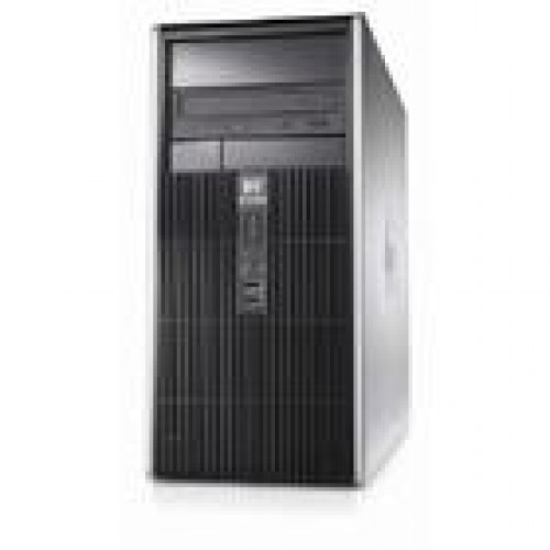 Calculator HP DC5700 Tower, Intel Celeron 420 1.6Ghz, 2Gb DDR2, 80Gb HDD, DVD-RW