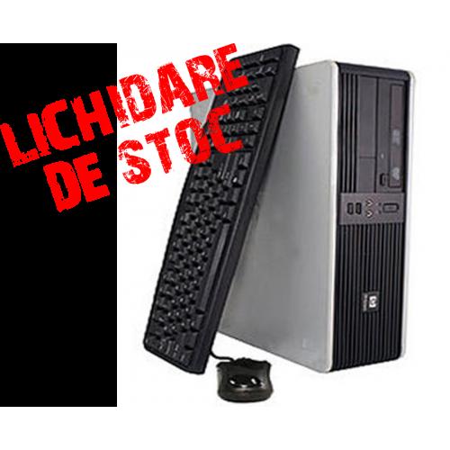 PC SH  HP DC5700, Procesor Pentium D Dual Core, 2.8Ghz, 1Gb DDR2, 80Gb HDD, DVD-ROM***