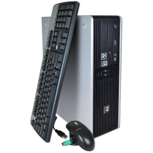 Calculator Second Hand HP DC5750, AMD ATHLON X2 4450+ 2,30GHz , 2GB DDR2, 160 HDD, DVD-RW ***