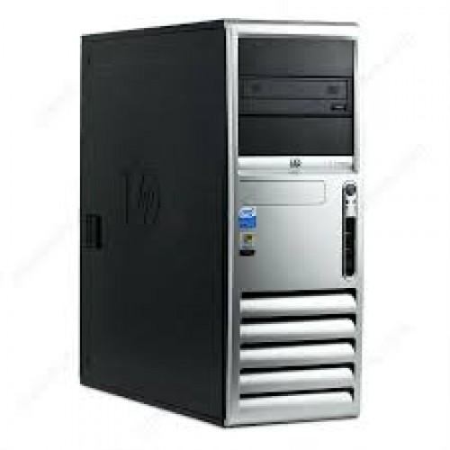 PC HP DC 7700 , Intel Core2 Duo E6300 1.86Ghz, 2Gb DDR2, 80Gb, DVD-RW ***