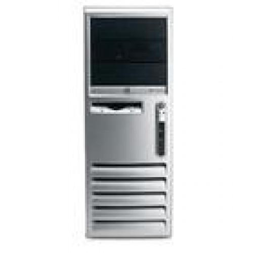 Calculator HP Compaq DC7700, Intel Dual Core E6300, 1.86Ghz, 2Gb DDR2, 80Gb DVD-RW
