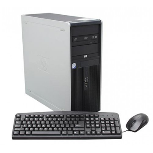 Calculator SH HP DC7800, Intel Core 2 Duo E8400 3.0Ghz, 2Gb DDR2, 160Gb SATA, DVD-RW, Tower