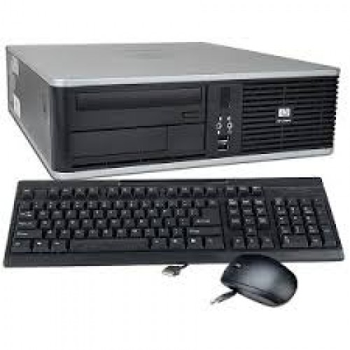 Unitate Calculatoare SH HP DC7800, Intel Core 2 Duo E6550 2.33Ghz, 2Gb DDR2, 80Gb SATA, DVD-RW ***