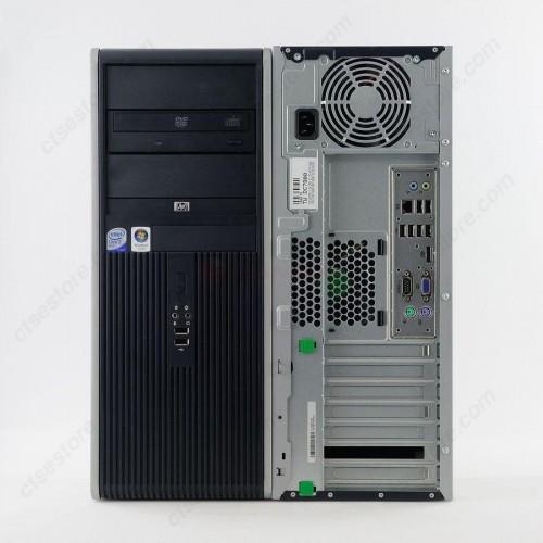 HP Compaq DC7900, Intel Core 2 Quad Q8400, 2.66Ghz, 4Gb DDR2, 250Gb HDD, DVD-RW