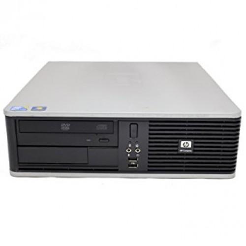 Calculator HP DC7900 DESKTOP, Intel Quad Core Q8300 2.5Ghz, 4Gb DDR3, 250Gb HDD, DVD