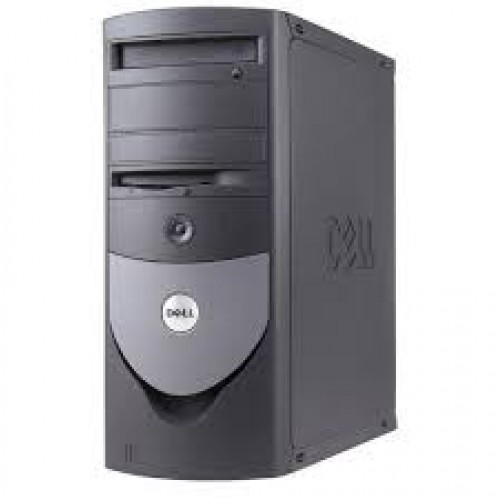 PC Dell Optiplex GX280, Intel Pentium 4 2.8Ghz, 1Gb RAM, 80Gb HDD, DVD-ROM***