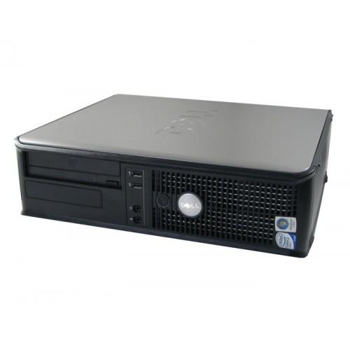 Calculator Dell Optiplex 330 Desktop, Procesor Intel Dual Core E2180, 2Gb DDR2, HDD 80Gb, DVD-ROM