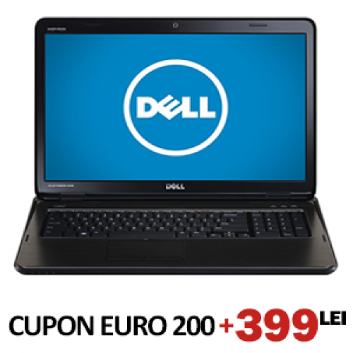 Cupon EURO200 Laptop DELL, Intel Core 2 Duo P8600, 4gb ram, 250 hdd, dvd-rw***