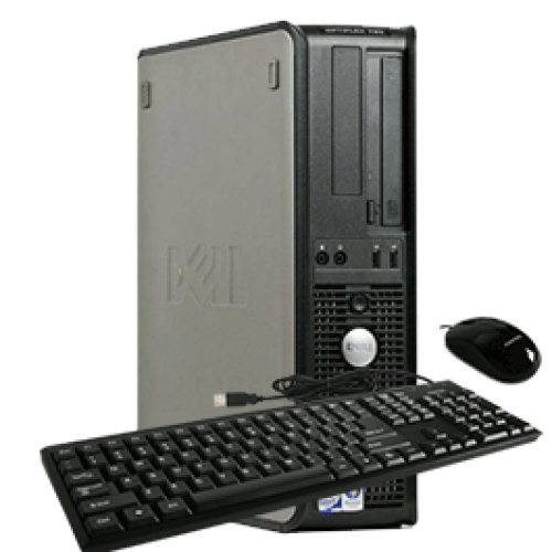 PC Dual Core Dell Optiplex GX620 SFF, Intel Celeron D 3.0 GHz, 2GB DDR2, 80GB HDD, DVD-ROM