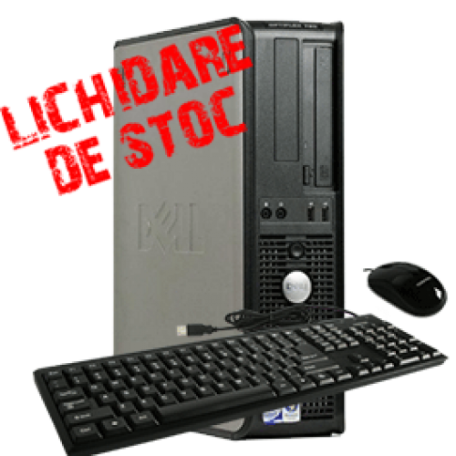 Dell Optiplex 755 SFF, Intel Core 2 Duo E8400 3,0GHz  , 2Gb DDR2 , 80Gb SATA , DVD-ROM ***