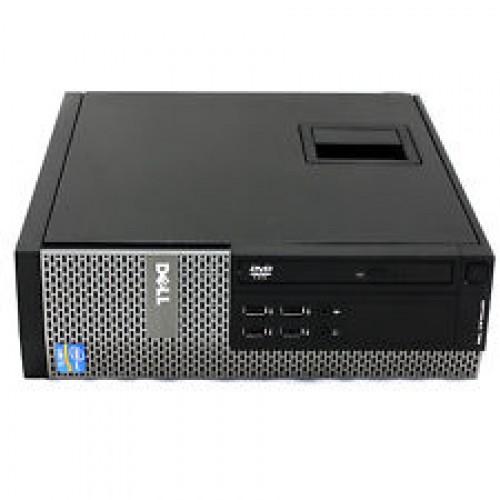 Calculator SH Dell Optiplex 790 SFF Core i3-2100 3.10GHz, 4GB DDR3, 320Gb HDD, DVD-ROM