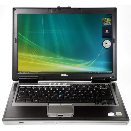 Notebook Dell D620, Core Duo T2300, 1.6GHz, 2Gb DDR2, 80Gb, DVD-ROM , Wi-Fi , 14,1 Inch ***