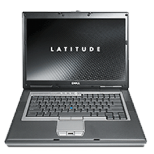 Laptop SH Dell Latitude D830 Intel Core 2 Duo T7100 1.8GHz, 2GB DDR2, 80GB HDD, DVD-ROM , 15.4 Inch, FARA BATERIE