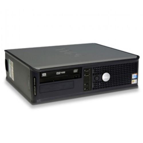 Calculator Dell OPTIPLEX GX520, Pentium 4, 3.0Ghz, 1Gb, 40Gb HDD, DVD-ROM