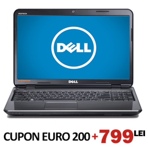 Cupon EURO200 Laptop DELL i5-520M, 4gb ram, 500 hdd, dvd-rw***