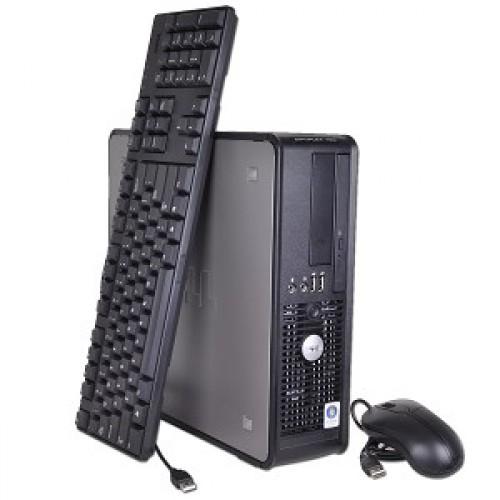 Unitate Dell OptiPlex 760 Desktop, Intel Core 2 Duo E8400, 3.0Ghz, 2Gb DDR2, 160Gb, DVD-RW