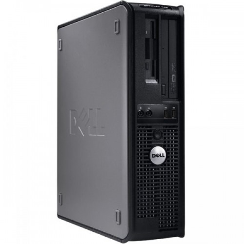 PC Dell Optiplex 740 Desktop AMD Athlon 64 3500+ 2.2Ghz, 2Gb DDR2, 80Gb SATA, DVD-ROM