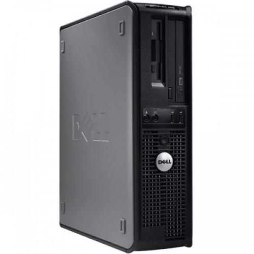 PC Dell Optiplex 740 Desktop DC 4050E 2.1Ghz, 2Gb DDR2, 160Gb SATA, DVD-ROM