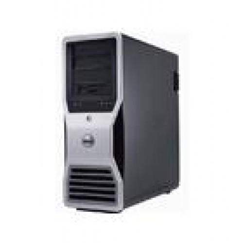Workstation Dell T7500, Intel Xeon X5667 Quad Core 3.06Ghz, 24GB DDR3, 2x 1TB SATA, nVidia Quadro FX3800 1GB/256 Biti, DVD-ROM