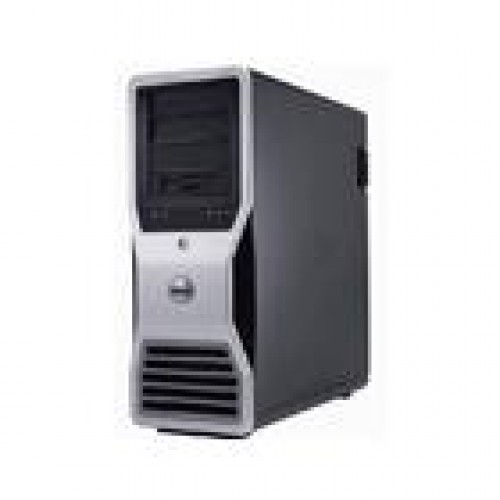 Workstation Dell T7400, Intel Xeon X5450 Quad Core 3.0Ghz, 12Mb cache, 8GB DDR2, 320GB, NVIDIA Quadro FX 4600, DVD-RW